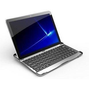 coque clavier aluminium galaxy tab
